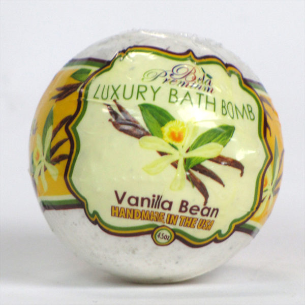 Bela Premium Luxury Bath Bombs